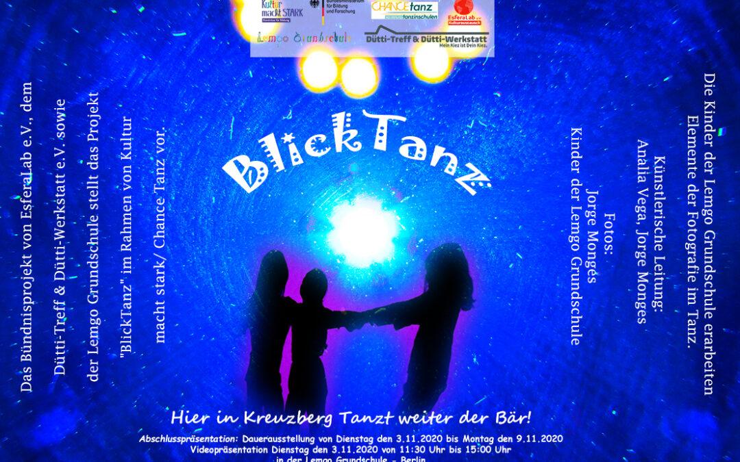 Tanzprojekt: BlickTanz